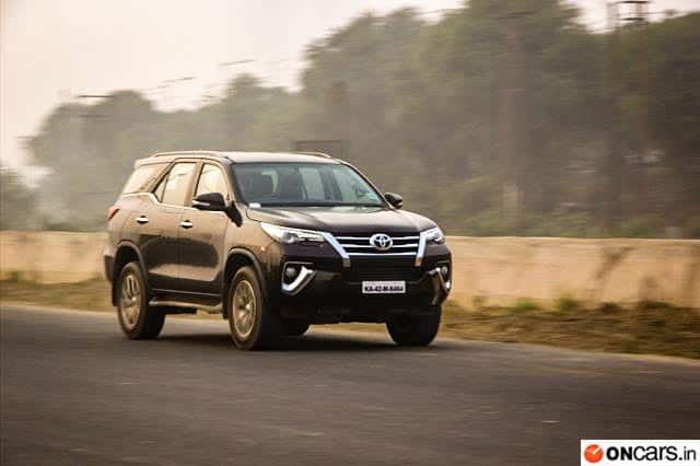 2016 Toyota Fortuner MT Review: How it scores over the automatic version?