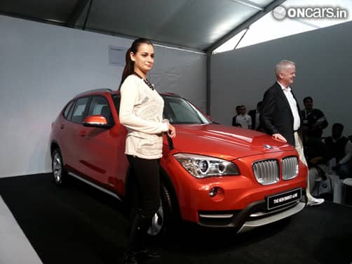 2013 BMW X1 facelift launched in India for Rs 27.90 lakh