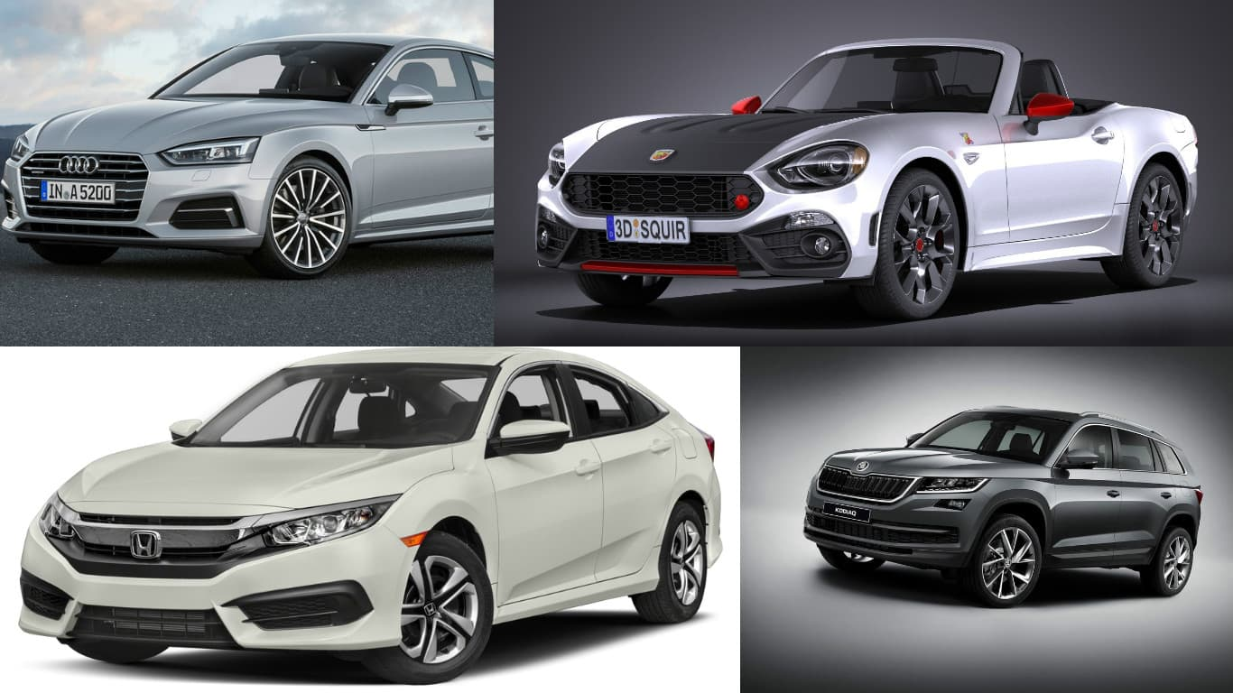 Some details about the finalists of world car of the year 2017