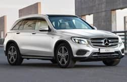 Make in India Mercedes Benz GLC launched in India at INR 47.90 lakh