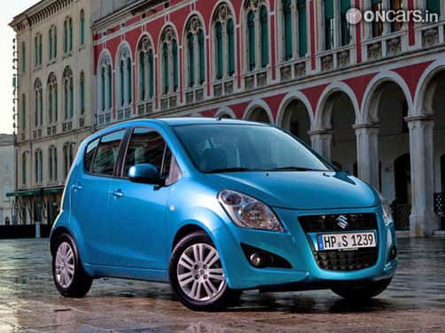 new car launches europeIndiabound Maruti Suzuki Ritz facelift launched in Europe  Find