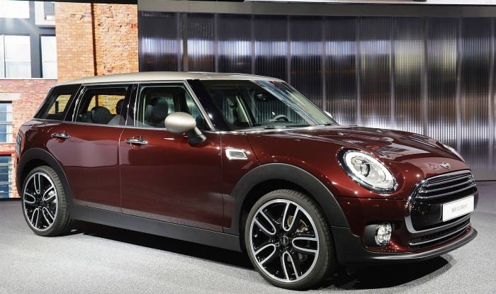 Mini Clubman To Launch In India On 15 December News Cars News