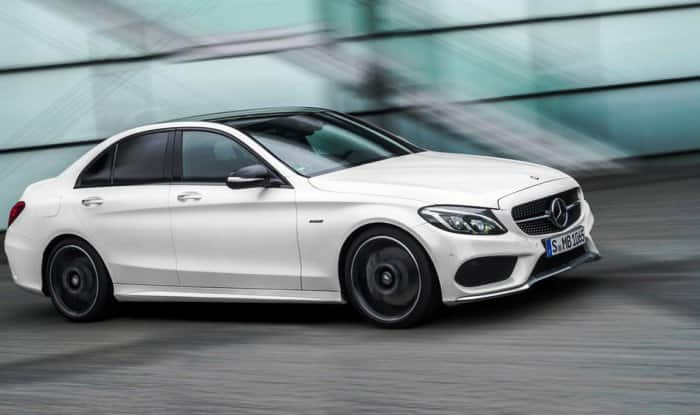 Mercedes-Benz to launch C43 AMG in India on 14 December