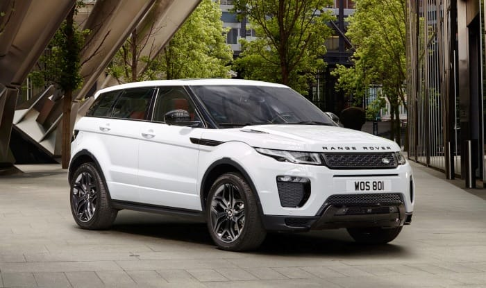 Land Rover Range Rover Evoque 2017 Launched In India