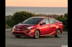 All New Toyota Prius Hybrid to be unveiled today in India