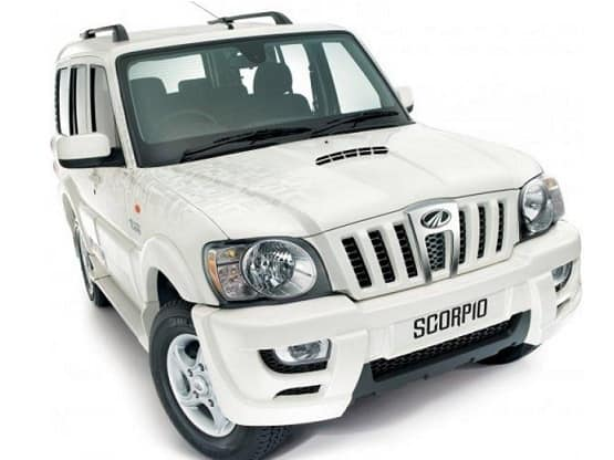 new car launches september 2014 india2014 Mahindra Scorpio Facelift Bookings to Open Today Price in