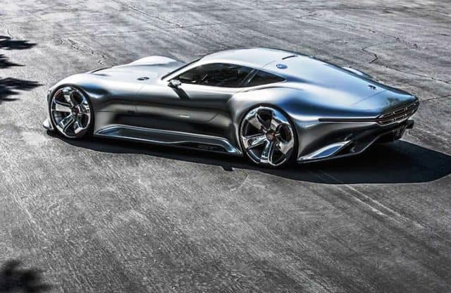 Mercedes Working On A Based Hypercar Find New Upcoming Cars