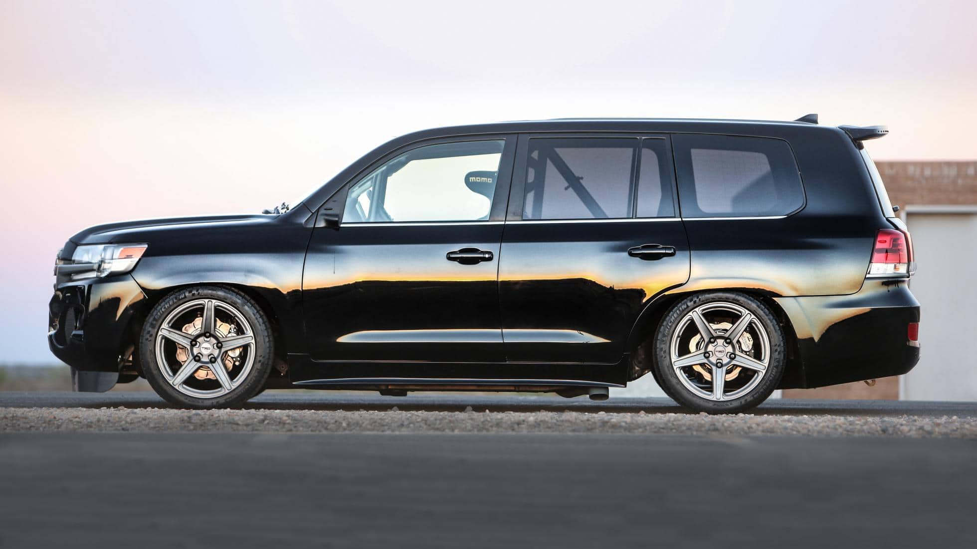 'Meet the World's Fastest SUV' which is a 2,000 bhp Land Cruiser
