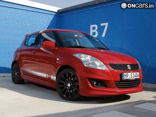 new car launches in germanySuzuki Swift XITE Special Edition launched in Germany  Find New