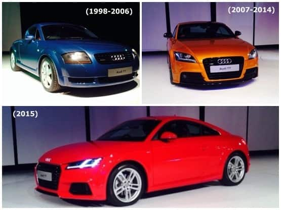 Audi TT Coupe All You Need To Know About Audis Iconic TT Coupe - All audi