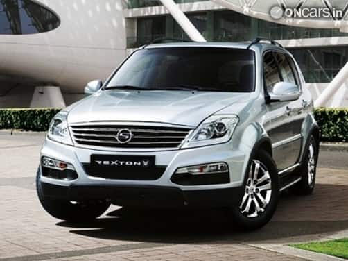 Ssangyong Rexton SUV to launch in India on October 17