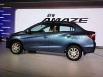 New Honda Amaze 2016 launched in India at INR 5.29 lakh