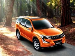 Mahindra XUV500 W6 automatic variant launched in India at INR 14.29 lakh