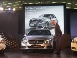 Mercedes E-Class E Edition launched in India: Priced at INR 48.6 lakh
