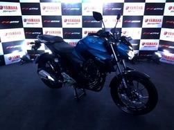 Yamaha FZ25: First Impression Video