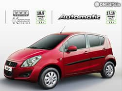 Maruti Suzuki Ritz Automatic prices revealed