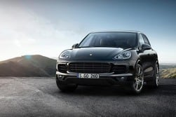 Porsche Cayenne S Platinum Edition range launched in India at INR 1.26 Cr