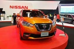 Nissan Kicks makes public debut at 2016 Bogota Auto Show