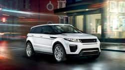 2017 Range Rover Evoque launched in India; Prices start from INR 49.10 lakh
