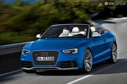 2013 Audi RS5 cabriolet scheduled for Detroit Auto Show