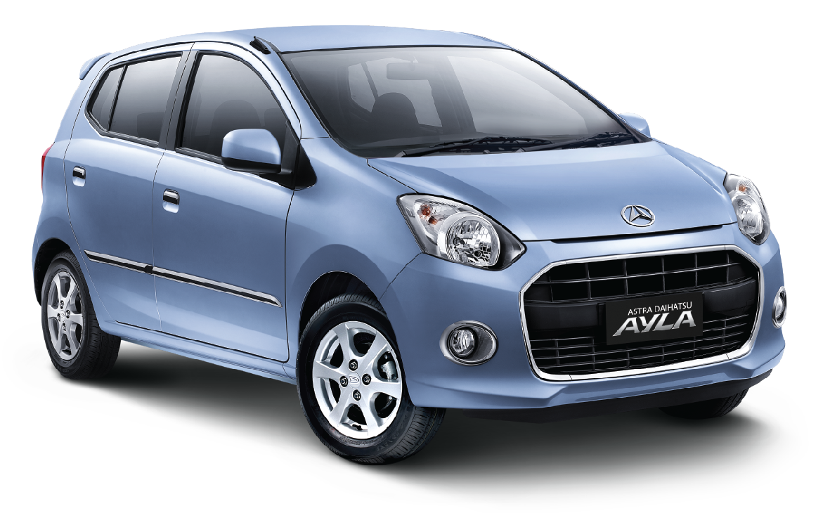 Toyota Daihatsu Ayla Seen Testing In India For The First