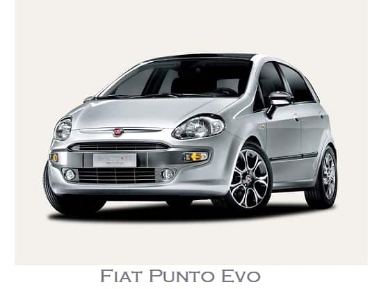 Fiat Punto Evo to be launched in India on 5th August 2014