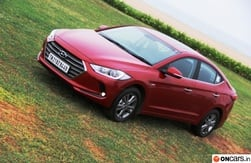 All-New Hyundai Elantra clocks 1100 sales since its launch in India