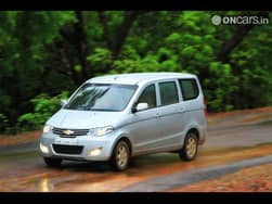 The function over form MPV, the Chevrolet Enjoy