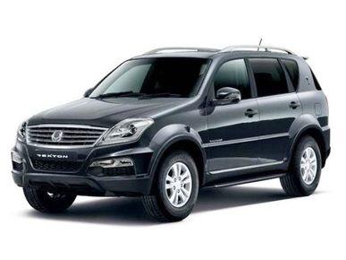Mahindra SsangYong Rexton SUV recalled