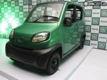 Bajaj Qute aka RE60 to be exported to 16 countries: India launch delayed