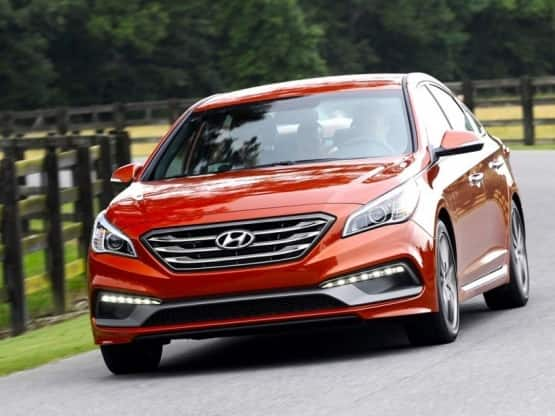 2018 hyundai sonata redesign. simple 2018 2018 hyundai sonata under development  report for hyundai sonata redesign