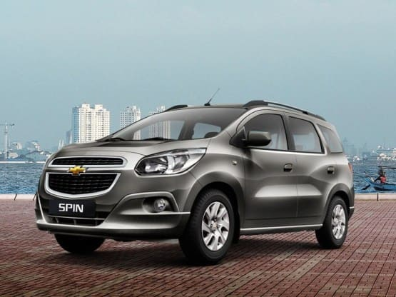new car launched by chevrolet in indiaChevrolet Spin MPV India launch in early 2016 price