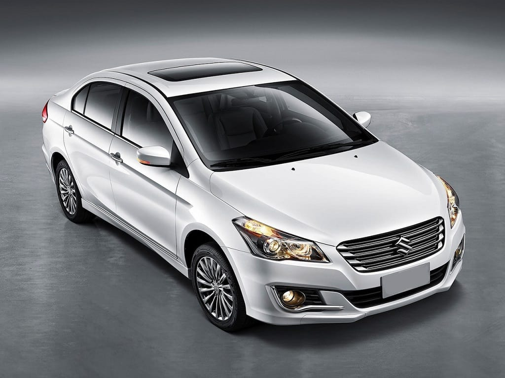 Maruti Suzuki Ciaz is the 10th best selling car for the month of January 2017