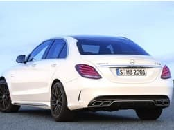 2015 Mercedes-Benz C63 AMG India launch date is September 3, 2015