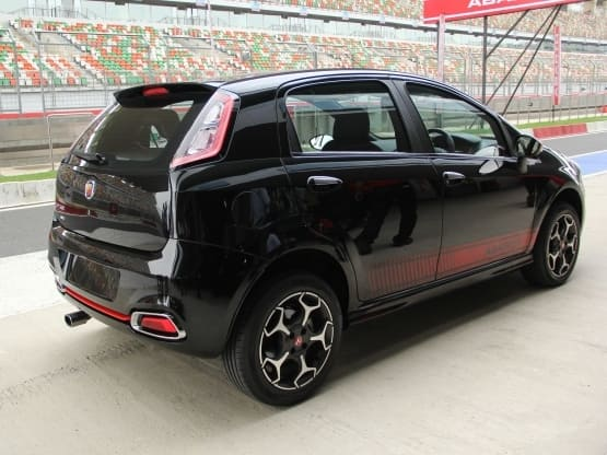 name top outlet punto car speed new mot vehicle grande sport trade fiat dynamic