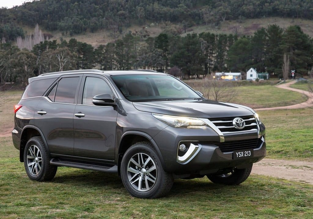 2016 Toyota Fortuner: Here Are 10 Key Facts That You
