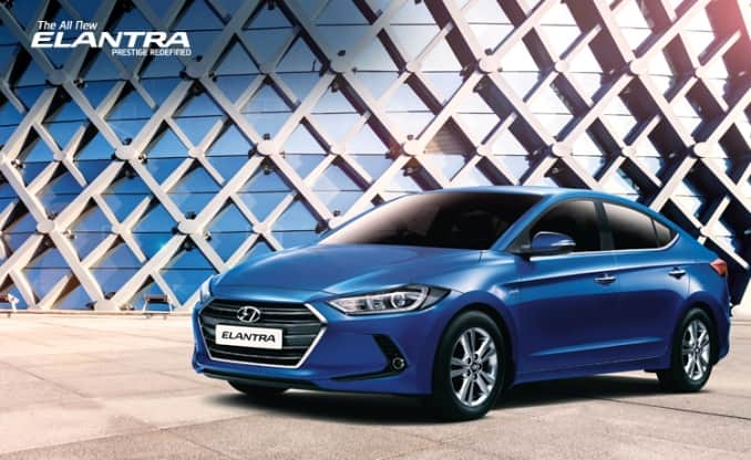 all new hyundai elantra receives 405 bookings since its. Black Bedroom Furniture Sets. Home Design Ideas