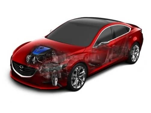Mazda unveils capacitive regenerative king system | Find New ...