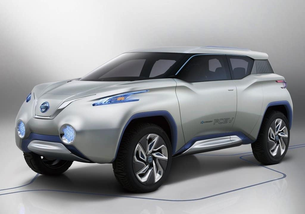 Nissan all-electric TeRRA concept showcased at 2016 Guangzhou Auto ...