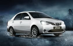 Toyota Etios sedan and Liva hatchback feature discounts – Prior to facelift's launch