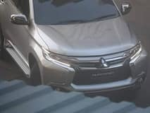 India-bound Mitsubishi Pajero Sport 2016 Spied without camouflage: debuts on August 1, 2015