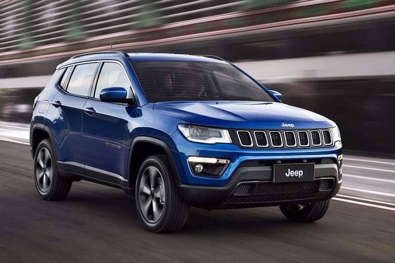 Jeep Compass getting ready for its Indian debut in 2017: Testing of this SUV at its peak