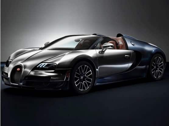 Bugatti Veyron Successor Chiron's Prototype Versions Spotted: Get latest pictures and specifications