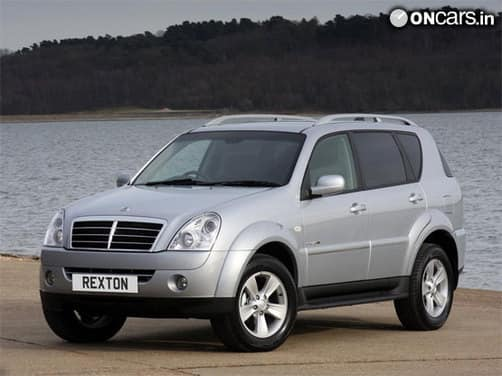 Ssangyong coming to India next year