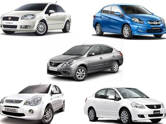 Superb Best Sedan Cars In India: Top 10 Sedan Cars Under 10 Lakhs