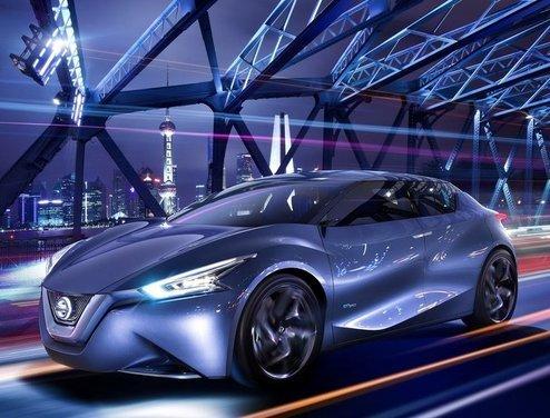 2013 Shanghai Auto Show: Nissan Friend-ME Concept revealed