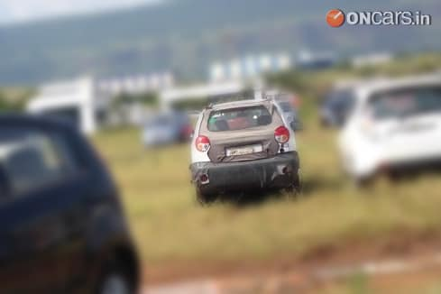 Scoop! Chevrolet Spark facelift spied; to launch this month