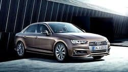 All new 2016 Audi A4 launched in India at INR 38.1 lakh