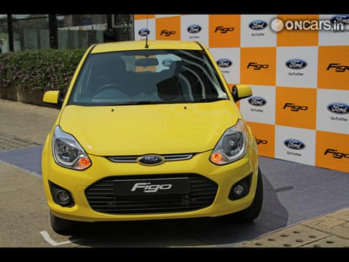 new car launches of 2015Ford India dealers offer heavy discounts on old Figo hatchback