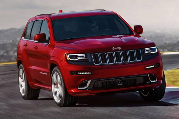 Jeep to introduce petrol powered Wrangler and Grand Cherokee in India next month